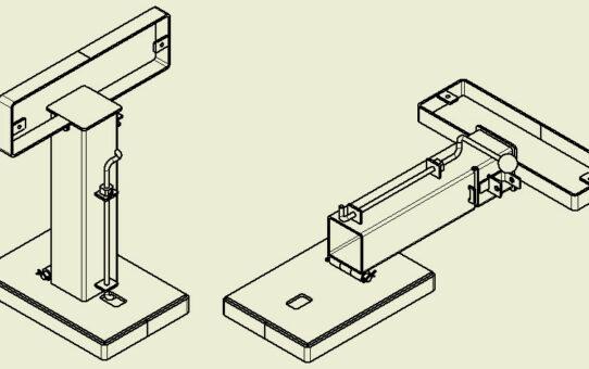 Konstruktion erweitert - neuer Zeichnungssatz